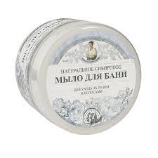 białe mydło agafii